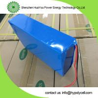 Quality Sightseeing Vehicle Electric Vehicle Lithium Battery 48V 20Ah wholesale