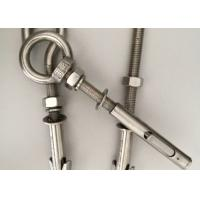 Quality Hardware Fasteners All- Powerful  Anchor Bolts With White Zinc Plated wholesale