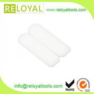 China MC26.3 high density sponge white foam paint roller cover on sale