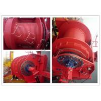 Quality Offshoe Marine Boat Hydrauliclebus Groove Winch For Oil Exploration wholesale