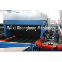 Cheap Insulated Polyurethane Sandwich Panel Production Line Integrates Mechanics for sale
