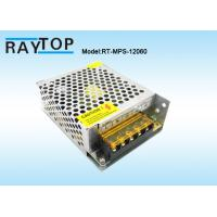 Quality RT-MPS-12060  Metal Case 12V 5A Switching Power Supply 60W  with CE ROHS Standard wholesale