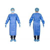 China SMS Three Layer Medical Disposable Gowns on sale