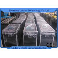 Quality Professional Under Vehicle Scanner , Under Car Inspection Mirror 22 Inch LCD Screen wholesale