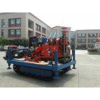 Cheap GXY-2 Hydraulic Core Drilling Equipment spindle rotatory drilling rig for sale