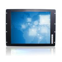 Quality Industrial 19 Rack Mount Monitor / LCD Panel Embedded Mount With VGA Input wholesale