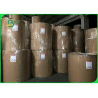 China One Side White / Grey Good Printing Adaptability 250gsm Duplex Board For Package on sale