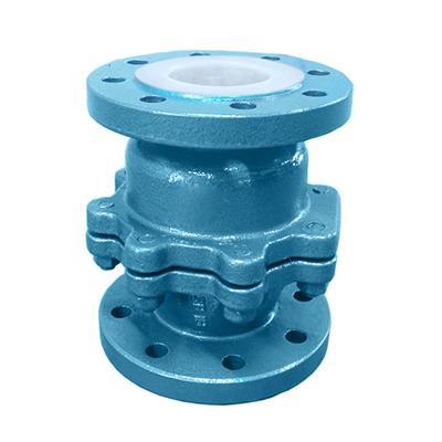 Fluorine check valve H42F46-16C