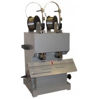 Dual Head Post Press Machines Saddle Stitching Machine For Book Binding