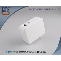 Quality White Multi Functional 30w Usb Charger Adapter With Qc And Type - C , Quick Charging wholesale