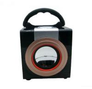 China FM Radio Portable Mini Speaker MP3 Player #TM-006A on sale