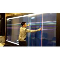 Quality 180 / 350 inch Outdoor Infrared Touch Panel Vandal-Resistant Screens For Catalogs wholesale