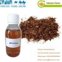 Quality 2018 most popular VG based USP grade high concentrate Winston flavour for E-liquid wholesale