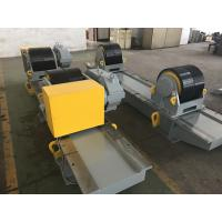 Buy cheap 100T Conventional Vessels / Pipe Welding Rotator With PU Wheels from wholesalers