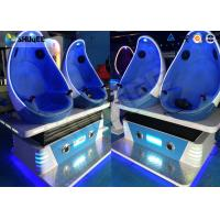 Quality Luxurious Virtual Reality / VR 9d Cinema Simulator Game Machine For Shopping Mall wholesale