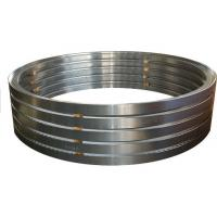 Quality Professional Forged Steel Rings Stainless Steel Oem With Large Diameter wholesale