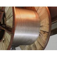 China Seamless Duplex Stainless Steel Coil Tubing S32205 Coiled Capillary Tubing on sale