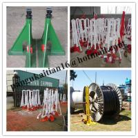Quality Cable Handling Equipment,hydraulic cable jack set,Jack towers,Cable Drum Jacks wholesale