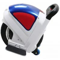 Buy cheap White Electric Self Balancing Unicycle With Armrest , Battery Powered Unicycle from wholesalers