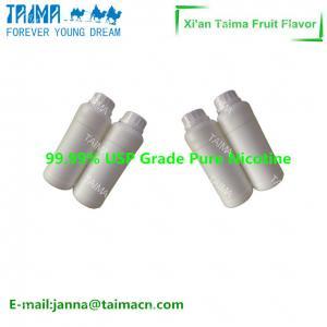 Cheap High Quality Tobacco Flavor for E-Liquid Nicotine (1000mg/ml) for sale