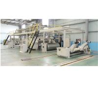 Quality Two Layers Corrugated Cardboard Production Line with Medium Speed 150m/min wholesale