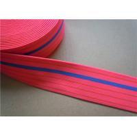 Quality Dying Heavy Duty Elastic Webbing For Furniture , Hammock Webbing Straps for garment wholesale