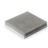 Cheap Profile Fin Aluminum Heat Sinks for electronic vehicles, solar power, mobile communication for sale