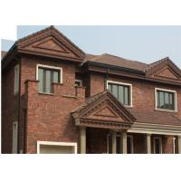 Cheap thin decorative faux wall brick ceramic faux brick for Cheapest exterior wall material