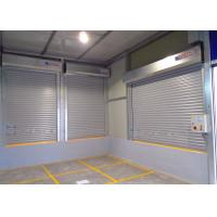 Quality Industrial Outside / Inside Sectional Doors Safe 40mm Insulated Sandwich Panel wholesale