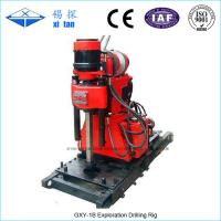 Quality GXY-1B 50-150m Depth Exploration Drilling Rig,Tunnel Drilling Machine wholesale