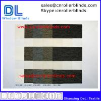 Buy cheap Morden Window Covering Zebra Blinds from wholesalers