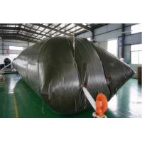 Quality Environmentally Friendly Fuel Transfer Tank 10000L With Collapsible TPU Material wholesale