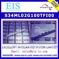 Quality S34ML02G100TFI00 - Spansion - Spansion SLC NAND Flash Memory for Embedded wholesale