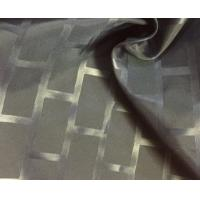 China Smooth Surface Polyurethane Coated Polyester Fabric For Cloth Bag on sale