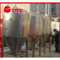 Cheap Industrial Conical Stainless Steel Fermenter Tank 2MM - 5MM Thickness for sale