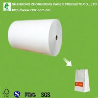 Quality PE coated paper for fast food bag wholesale