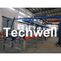 Quality Automatic Auto Stacker Machine / Sandwich Panel Machine for Stack Roof Wall Panels wholesale