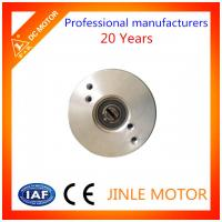 Quality Customized Jinle Forklift DC Motor , Easy Brush Replace Electric Winch Motor wholesale