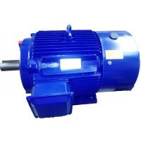 Quality Totally Enclosed 4 Pole 3 Phase Asynchronous Electric Motor 0.55KW - 315KW wholesale