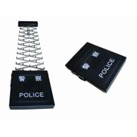 Safely Metal Police Roadblocks Automatic Road Barrier Quick assembly
