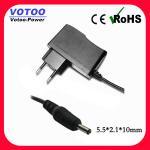 AC 100V - 240V Switching Power Adapter Converter US Plug 12V 1A DC