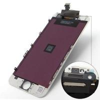 Quality Replacement Cell Phone LCD Display Iphone 7 LCD And Digitizer Polarizer Supported wholesale