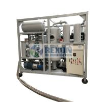 Quality Ultra High Voltage Transformer Oil Purification Machine With Fuller