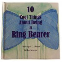 Quality Ten Cool Things About Being a Ring Bearer Book[L23R0]--> wholesale