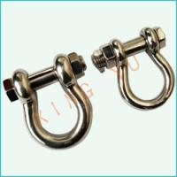 Quality :The stainless steel US bow insurance unscrews wholesale