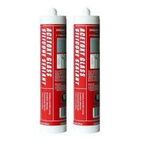 Buy cheap Acetoxy Glass Silicone Sealant from wholesalers