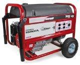Powermate PM0497000.02 7,000 Running Watt 13HP OHV Honda GX Gas Powered Portable Generator (Non-CARB Compliant)