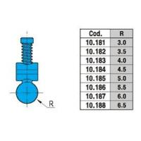 Top Tooling Punches Radius Inserts