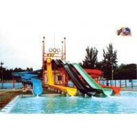 Quality 7.5m Water slides wholesale