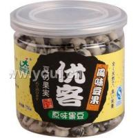China Retail tins package[18] Wasabi flavor coated black beans on sale